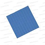 Термопрокладка 3K410-V20 1.0мм высечка 10x10 100шт синяя 4W термоинтерфейс для ноутбука, фото 8