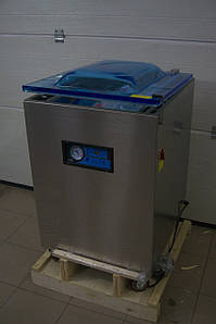 Підлоговий вакуумний пакувальник Вакуумна Камера Hualian Machinery Group HVC-510F/2A-G
