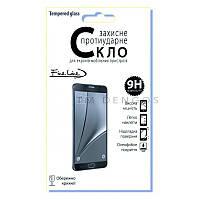 Защитное стекло FINE LINE (Tempered Glass Full Glue 5D) для iPhone 7/8 Plus (white)