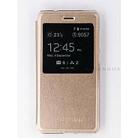 Чехол для мобильного телефона (flipp-BOOK Call ID) для Huawei P8 Lite 2017 (gold)