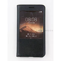 Чехол для мобильного телефона (flipp-BOOK Call ID) для Huawei Y6 II (black)
