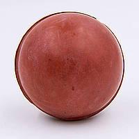 Мячик для метания резиновый вес-200г, d-55мм C-3792 Красный