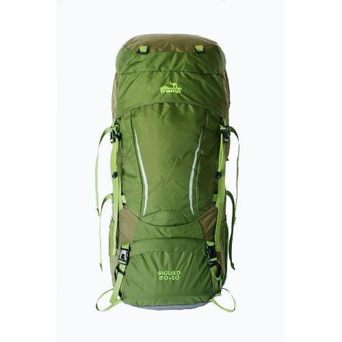 Рюкзак Sigurd 60+10 Tramp TRP-045-green