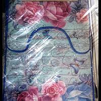 Набор  3D ковриков  для ванной комнаты 2/1