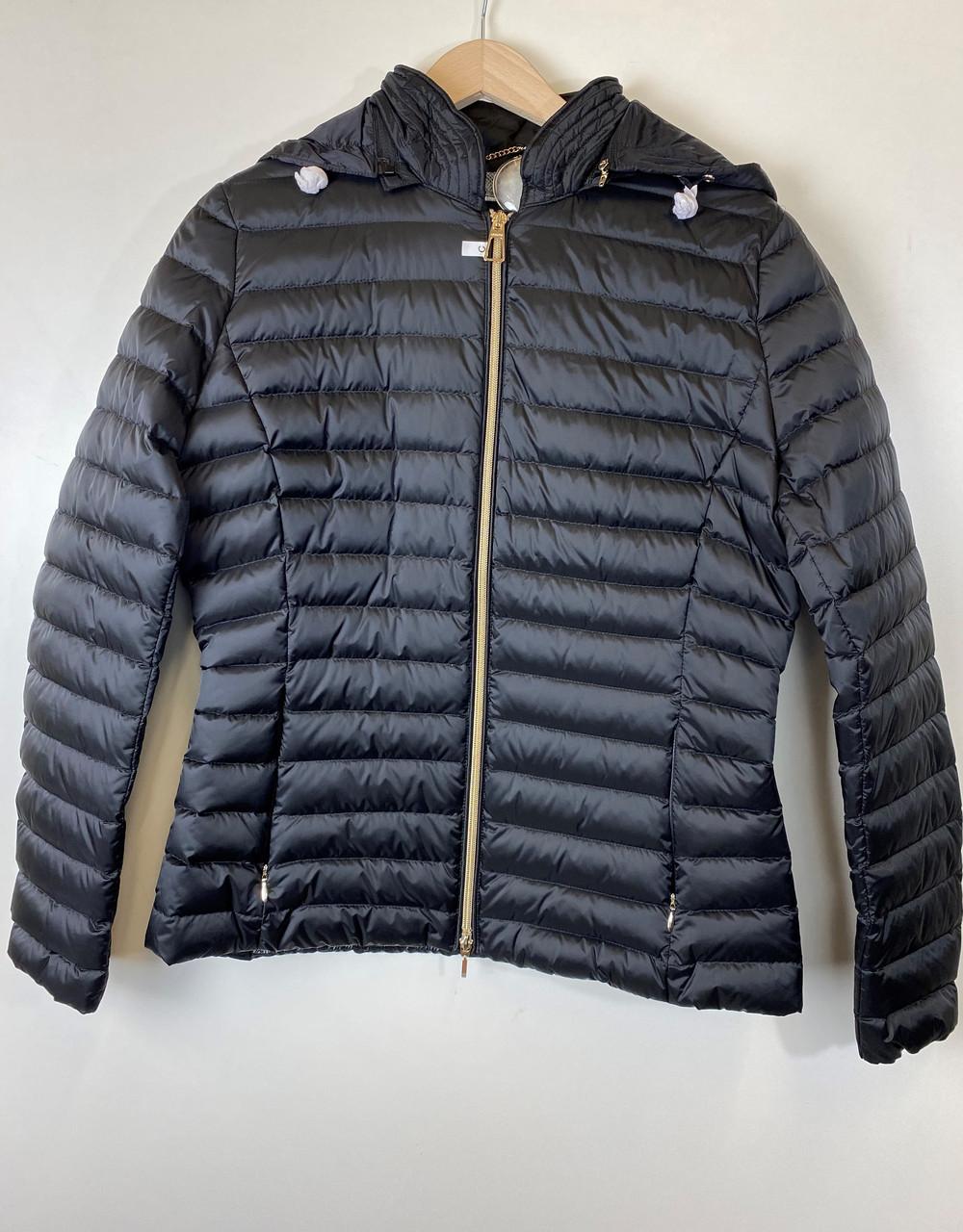 Куртка женская GEOX цвет черный размер 42 46 арт W8425BT2510F9065