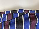 Шорты мужские Scotch & Soda цвет серо-бордово-синий размер 164 арт 14297018-SSBM-C81, фото 3