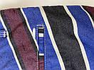 Шорты мужские Scotch & Soda цвет серо-бордово-синий размер 164 арт 14297018-SSBM-C81, фото 4