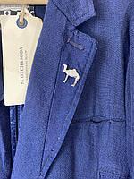 Пиджак мужской Scotch & Soda цвет темно-синий размер L арт 1606-06.30019