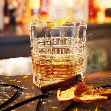 """Набір прозорих стаканів низьких для бренді Arcoroc """"Брікстон"""" 300 мл 6 шт (P4188)"""