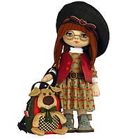 Набор для шитья куклы Девочка Элли