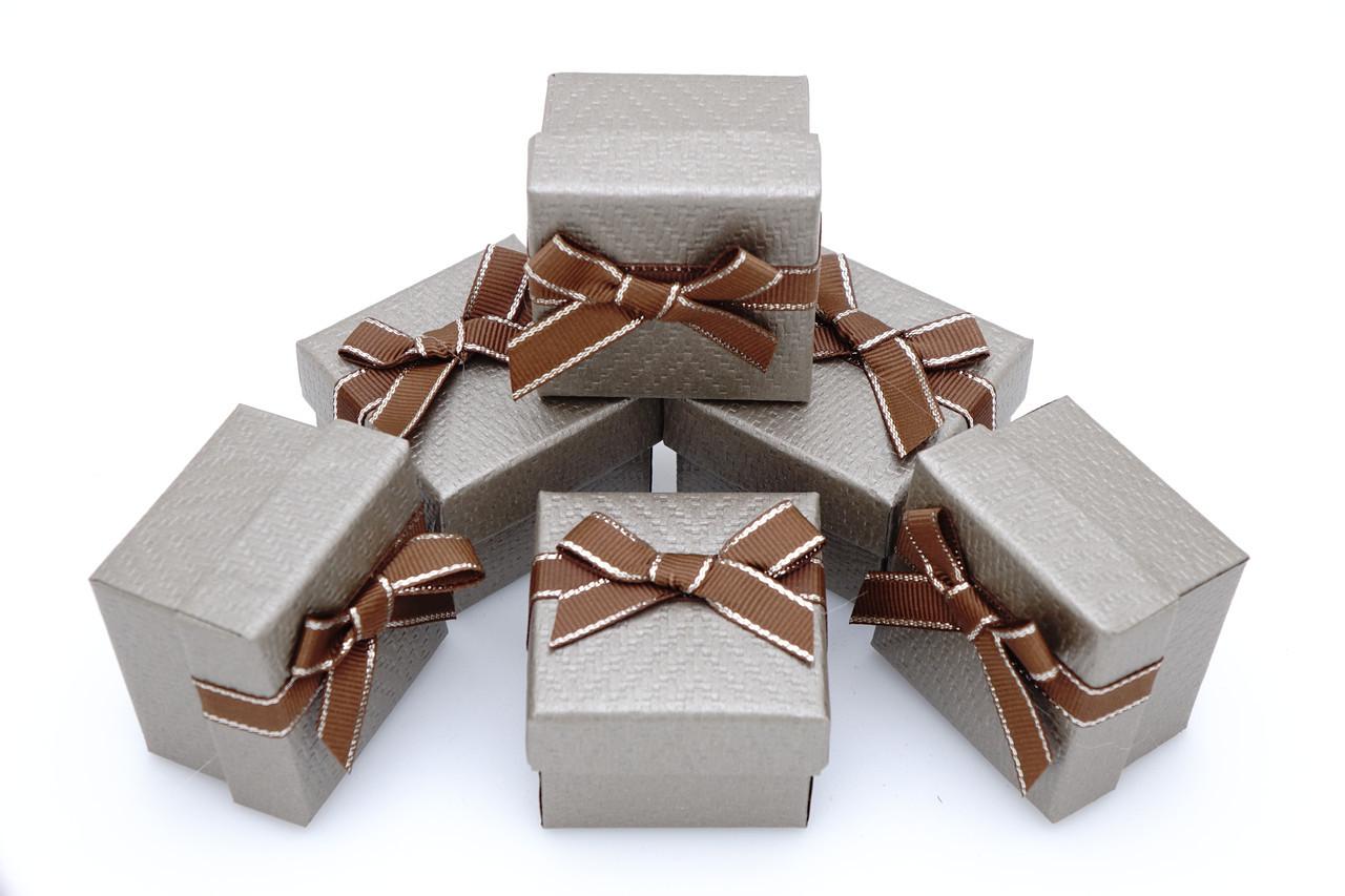Подарочные коробки оптом №53 Коричневый