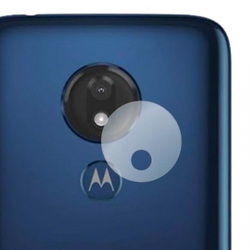Защитное стекло на камеру Clear Glass Box для Motorola Moto G7 Power (clear)