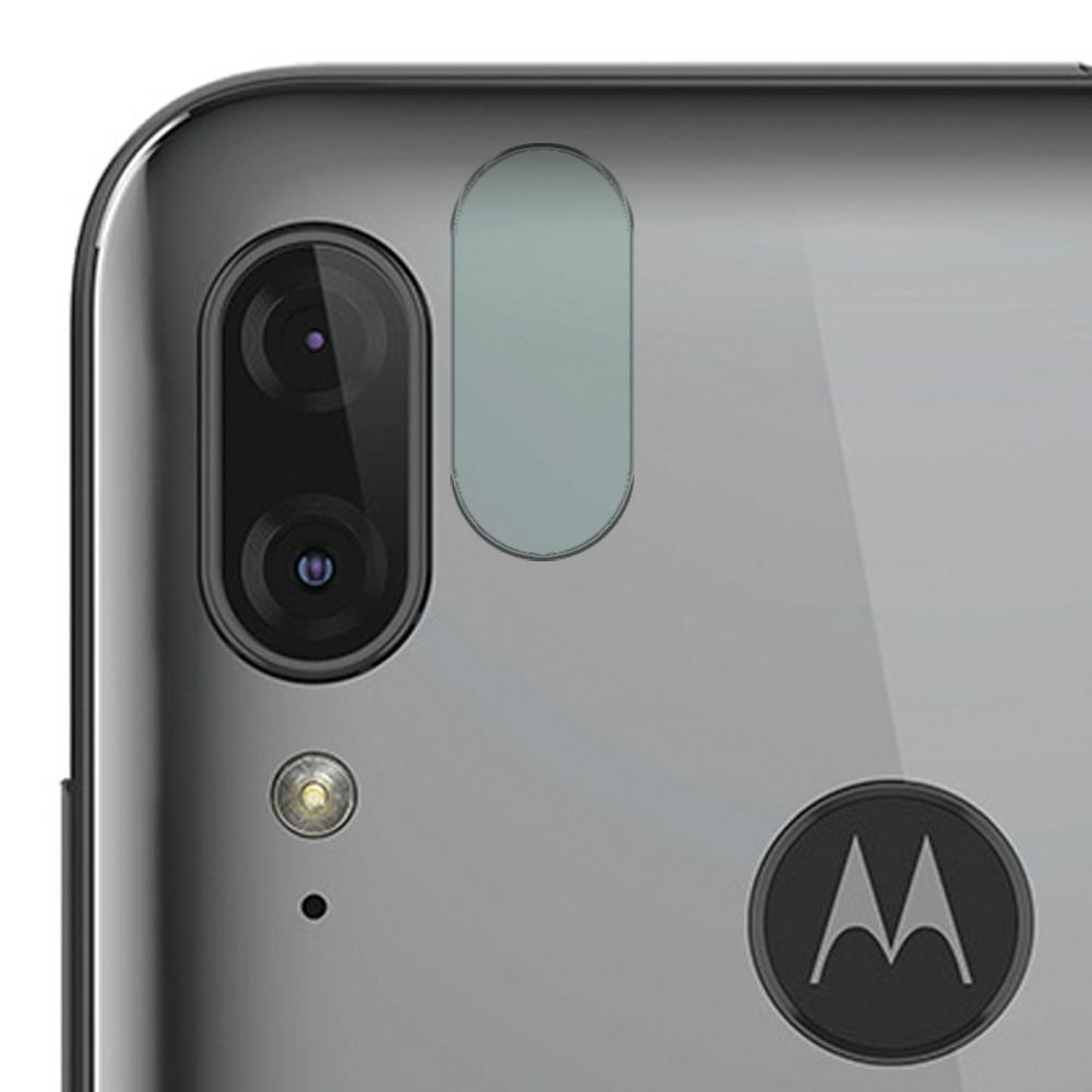 Защитное стекло на камеру Clear Glass Box для Motorola Moto E6 Plus (clear)