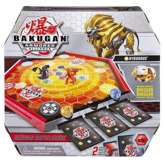 Bakugan Armored Alliance: Боевая арена Spin Master