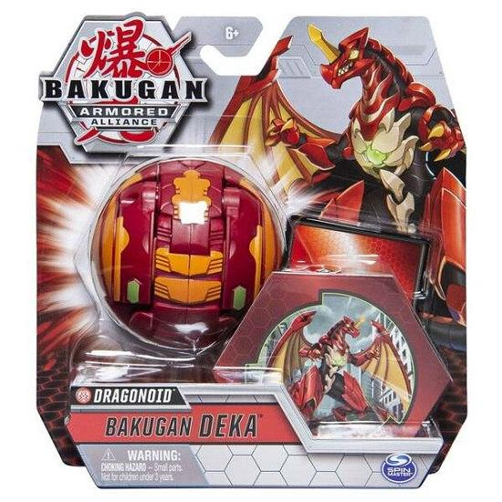 Bakugan Armored Alliancet: дека бакуган Драгоноид  (Dragonoid) Spin Master