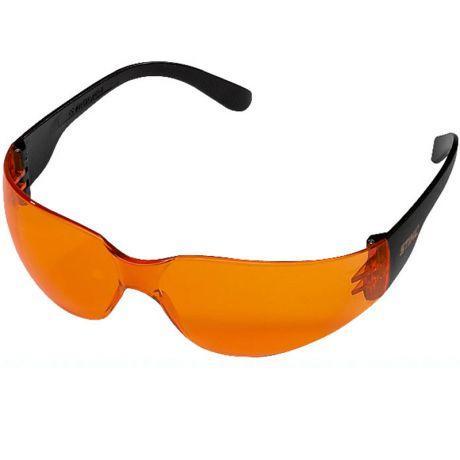 Очки защитные Stihl LIGHT оранжевые (00008840335)
