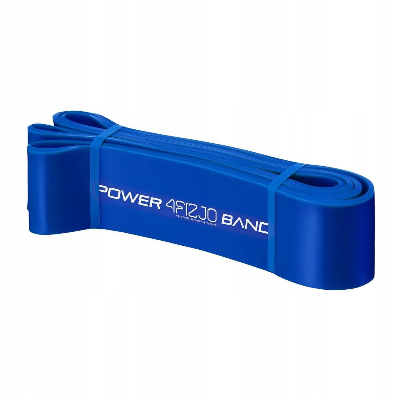 Эспандер-петля, резинка для фитнеса и спорта 4FIZJO Power Band 64 мм 36-46 кг 4FJ1097 SKL41-227484