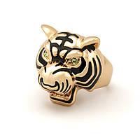 Кольцо с тигром 009 KH01 К  AA