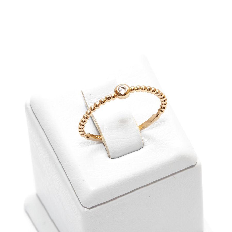 Кольцо в стиле минимализм   KH01  AM