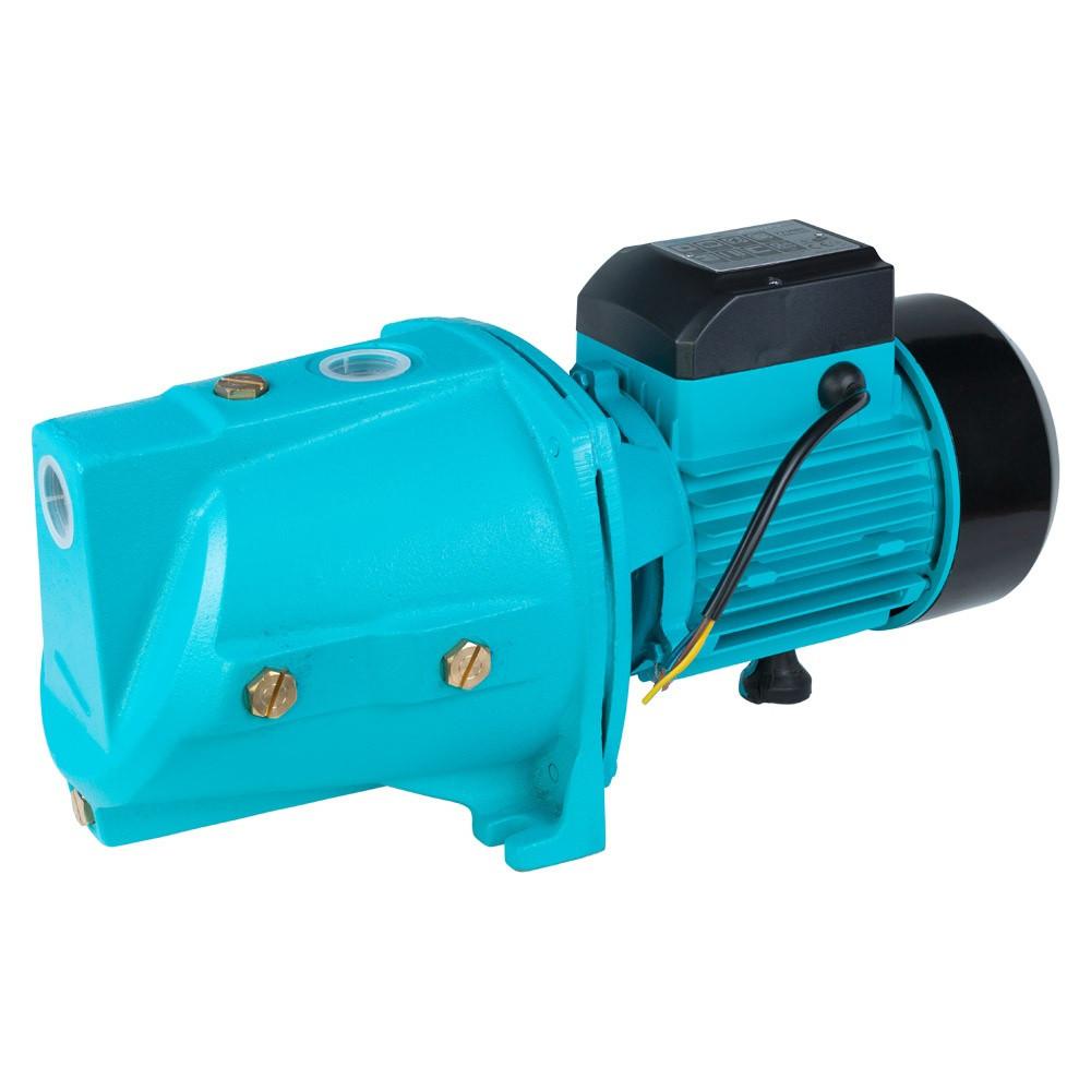 Насос центробежный самовсасывающий 0.75кВт Hmax 42м Qmax 80л/мин AQUATICA (775083)