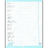 Тренажер для виправлення почерку Правильний нахил Авт: Кієнко Л. Вид: Торсінг, фото 3