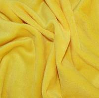 Плюш жовтий