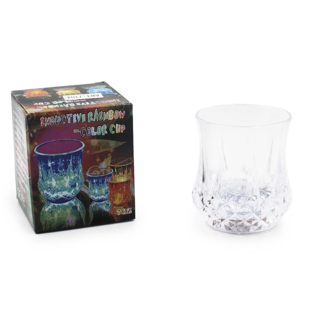 Склянка з підсвічуванням FLASH CUP