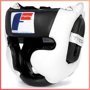 Боксерський шолом FIGHTING Sports Tri-Tech Full Training Headgear