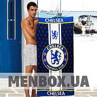 Полотенце Sport Line со спортивным рисунком Chelsea