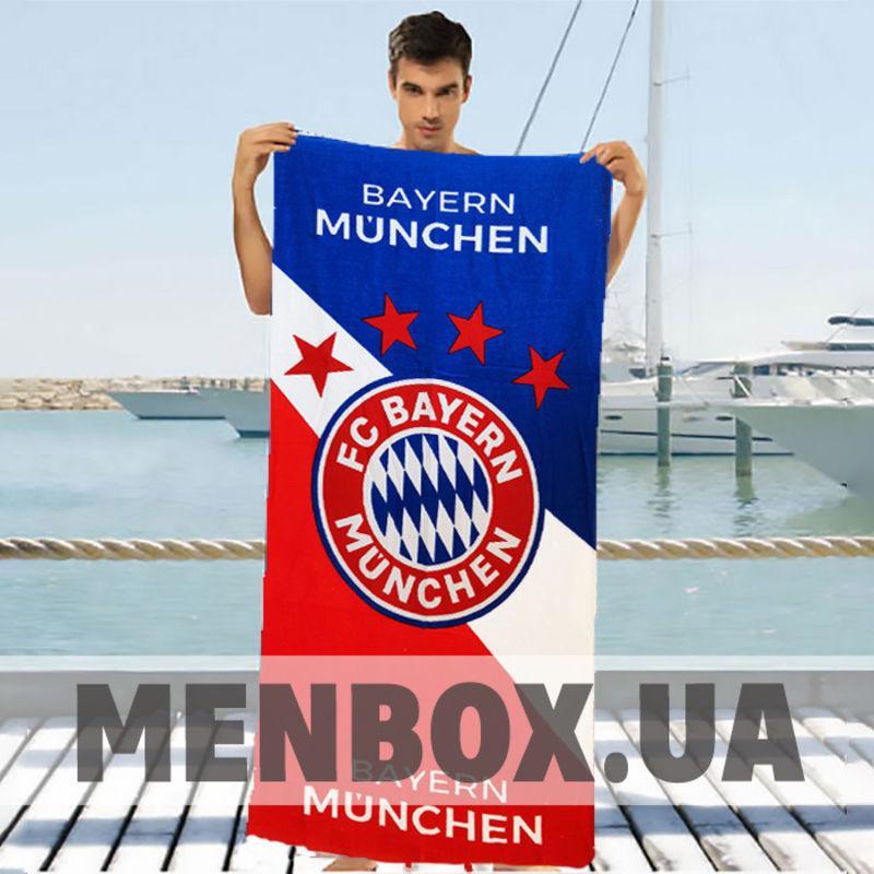 Пляжне чоловіче рушник Bayern Munchen