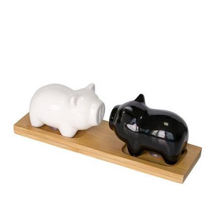 Набор для приправ Свинки Krauff 21-275-003, фото 2