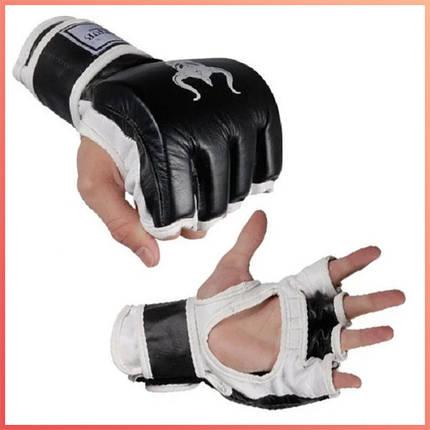 Перчатки для ММА и панкратиона WARRIOR Competition Gloves, фото 2
