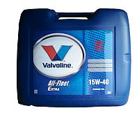 Моторное масло Valvoline All Fleet Extra 15W-40 20л. Минеральное