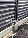Готовый бетонный угловой элемент для бетонного фундамента, фото 2