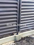 Готовый бетонный угловой элемент для бетонного фундамента, фото 4