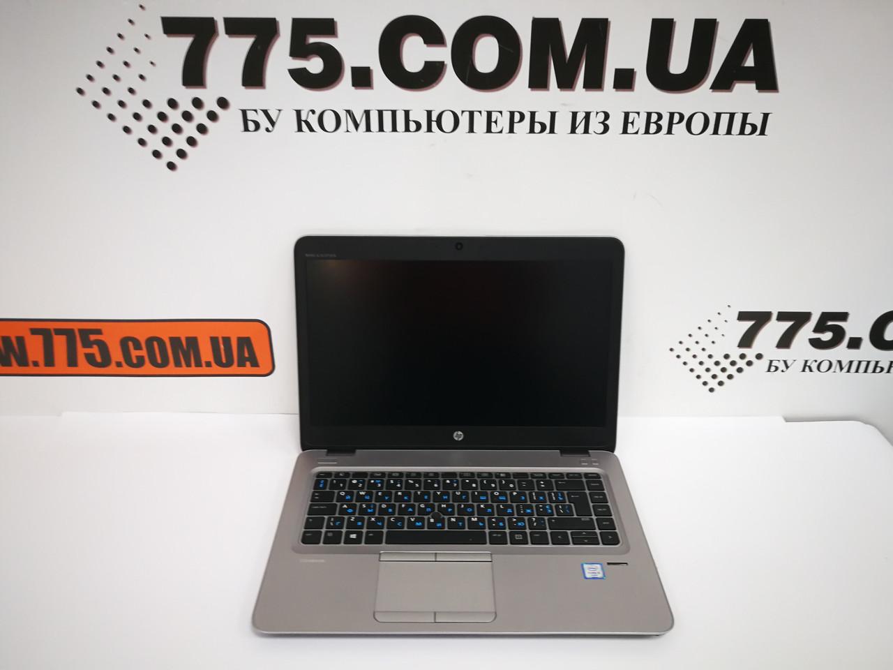 """Ноутбук HP EliteBook 840 G3, 14"""", Intel Core i5-6200U 2.8GHz, RAM 8ГБ, SSD 128ГБ, класс """"В"""""""