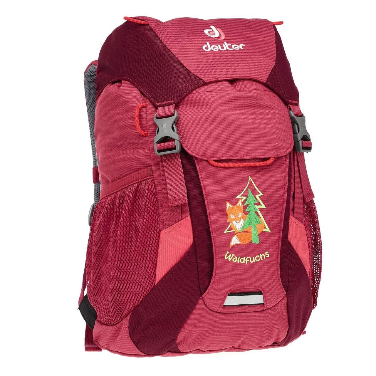 Рюкзак детский Deuter Waldfuchs cardinal-maron (3610015 5527)