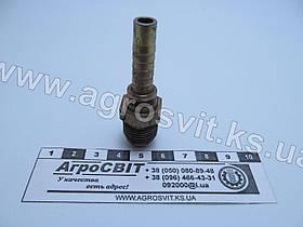 """Штуцер AGJ 5/8""""-18  (под шланг dу=08 мм.)"""