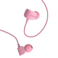 Наушники с микрофоном Remax RM 502 Розовый