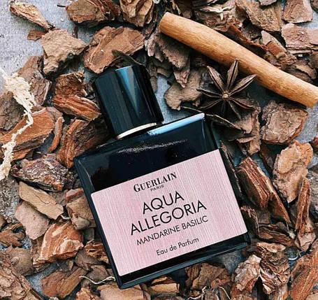 TESTER Aqua Allegoria Mandarine Basilic (Аква Алегирия Мандарин) 60мл, фото 2