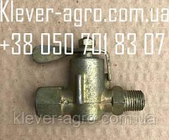 Краник масляного радіатора і паливного бака ПП6-1 (КР-25) (вир-во Білорусь) МТЗ