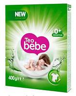 Пральний порошок TeoBеbe д/прання дитяч.реч. Sensitive Green 400г