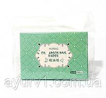 Матирующие салфетки для лица ROREC, 100 шт