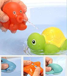 Игрушка для купания Рыбалка плавающие резиновые детские игрушки