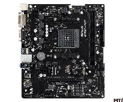 Материнская плата ASRock A320M-DVS (sAM4, AMD A320, PCI-Ex16)