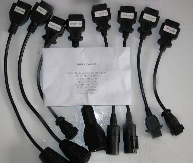 Набор кабелей Autocom Truck