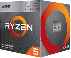Процессор AMD Ryzen 5 3400G 3.7GHz/4MB sAM4, BOX