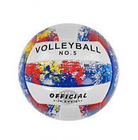 Мяч волейбольный (белый) MIC  ( TC126422)