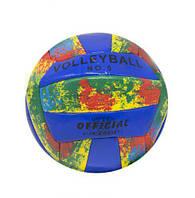 Мяч волейбольный (синий) MIC  ( TC126425)