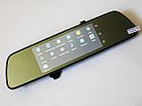 "DVR V17 Зеркало регистратор, 7"" сенсор, 2 камеры, GPS навигатор, WiFi, 8Gb, Android, 3G, фото 8"